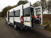 9 Seat Wheelchair Accessible Minibus For Sale