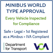 Minibus Type Approval