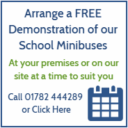 Book A School Minibus Demonstration