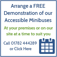 Book Accessible Minibus Demonstration