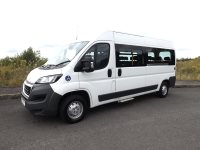 New Euro 6 Minibus For Sale