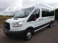 Ford Transit 17 Seat School Minibus Leasing
