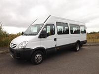 2010 Used Iveco Daily 17 Seater Wheelchair Accessible Minibus For Sale with Twin Handrail System