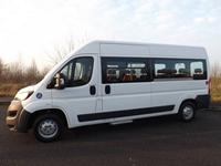 17 Seat Peugeot Boxer CanDrive Flexi School Minibus