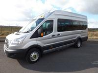 Ford Transit 17 Seat Wheelchair Accessible Minibus Leasing