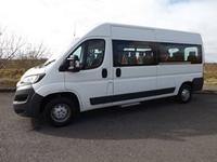 CanDrive Light 16 Seater Peugeot Boxer 3.5ton School or Charity Minibus For Sale