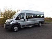 Peugeot Approved Minibus Lease - Euro 6 CanDrive EasyOn 17 Seat 4 Wheelchair Boxer