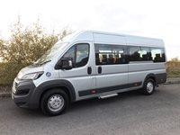 CanDrive EasyOn 17 Seat 2 Wheelchair Peugeot Boxer Minibus Leasing