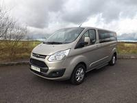Ford Tourneo Custom 9 Seat Limited Edition L2 Minibus