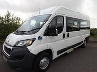 Brand New Peuegot Boxer CanDrive 17 Seat Flexi Minibus For Sale or Lease
