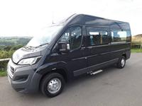 New Peugeot Boxer CanDrive 12 Seat 3 . 5 Tonne Minibus with IVA Approval For Sale
