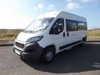 New Peugeot Boxer CanDrive 12 Seat 3.5 Tonne Minibus No D1 Required For Sale
