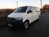 M1 Volkswagen Transporter LWB 9 Seat Wheelchair Accessible Minibus For Sale