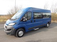 Peugeot Boxer CanDrive Flexi 17 Seat Community Transport Minibus