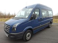 VW Crafter 3.5T 9 to 10 Seat Wheelchair Accessible Minibus