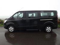Euro 6 Ford Tourneo Custom Titanium 9 Seater PCO ULEZ Minibus