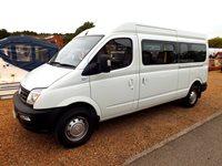 LDV EV80 13 Seat Electric Minibus