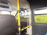Covid Secure Minibus Available in Range of Colours and Seating Options including Optional Wheelchair Access