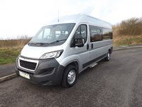 Peugeot Boxer CanDrive Light 15 Seat Drive On Car Licence Minibus