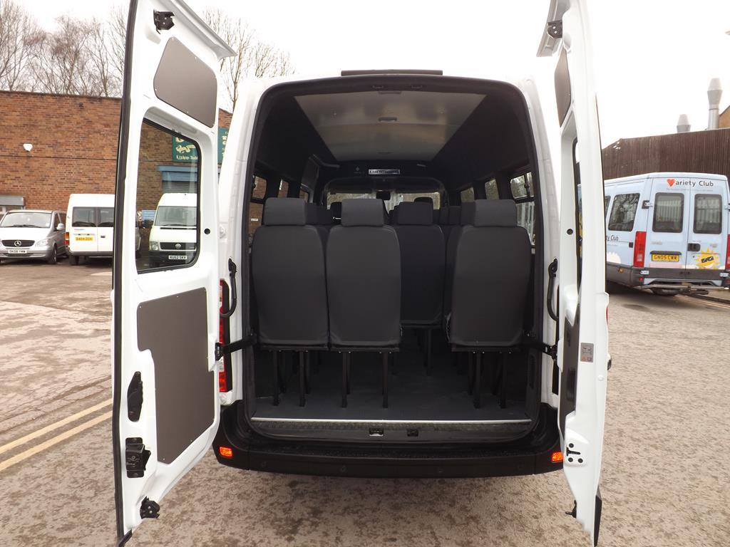 new 17 seater candrive flexi renault master school minibus. Black Bedroom Furniture Sets. Home Design Ideas