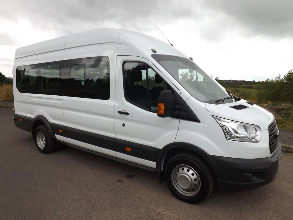 ford transit 17 seat school minibus leasing. Black Bedroom Furniture Sets. Home Design Ideas