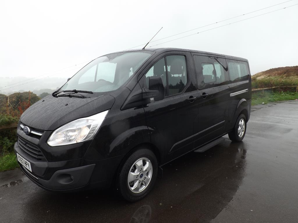 Ford Tourneo Minibus For Sale ...