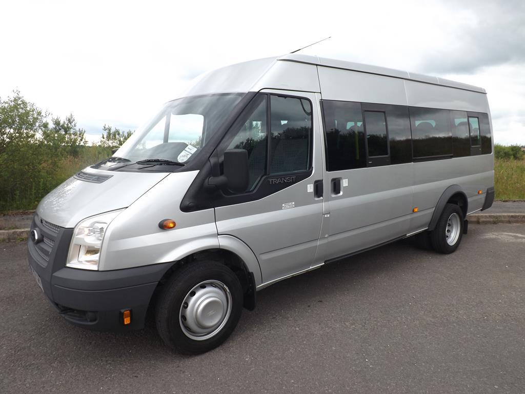 3108dc1c63 Ford Transit 17 Seat 135 BHP 6 Speed Minibus